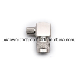 TNC Plug Right Angle Connector for LMR400 RF Cable pictures & photos