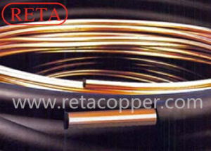 Fire Retardant Insulated Copper Tube with Black Coated pictures & photos
