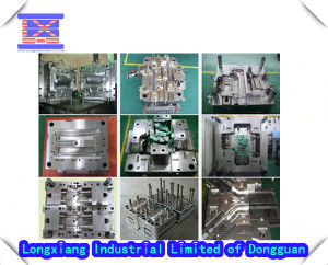 Automatic High Precision Plastic Injection Mold/Moulding/Moulds pictures & photos