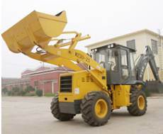 Backhoe Loader (with Chinese Engine) (WZ30-25)