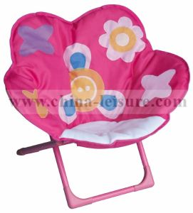 Kids′ Moon Chair with Cartoon Design (NUG-C121-86)
