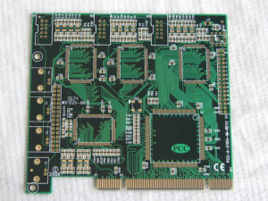 2017 High Quality Multi-Layer PCB (PCB-20 4L Gold Plating) pictures & photos