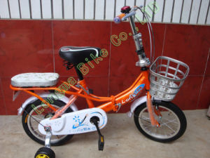 Folded Children Bike / Folded Children Bicycle (BMX-114)