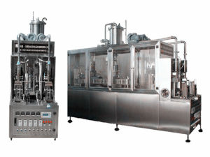 Beef Relish Semi Automatic Type Carton Filling Machine pictures & photos
