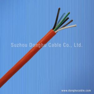 Flexible Control Cable (H05V2V2-F) pictures & photos