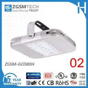 80W LED High Bay Light with Motion Sensor IP66 pictures & photos