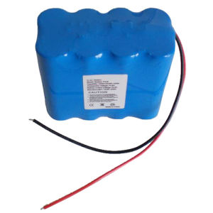 Li-ion 18650 4400mAh 14.8V Rechargeable Battery Pack