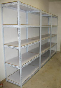 Angle Iron Storage Racks