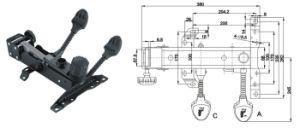 Heavy-Duty Chair Mechanism Jb-426