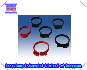 Injection Moulding for Hose Clamp pictures & photos