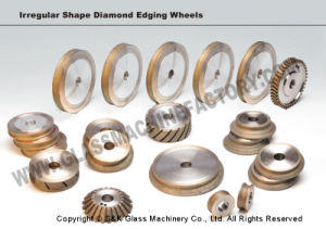 China Competitive High Quality Diamond Grinding Wheel for Glass Grinding * Polishing pictures & photos