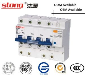 Stong RCCB with Residual Current Protection Circuit Breaker pictures & photos