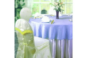 Elegant Chair Cover With Sash (CC 008)