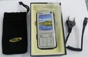 K95 Cellphone Stun Gun Baton (K95) pictures & photos