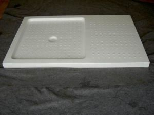 Rectangle Acrylic Shower Tray with Walk-in Style, Acrylic Shower Plate pictures & photos