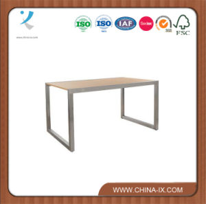 Customized Set of 3 Contemporary Nesting Display Table pictures & photos