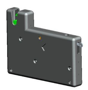 Universal Electronic Lock (HY-J12)