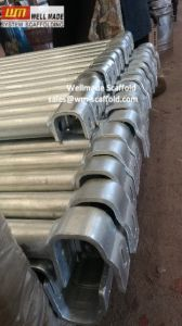 Layher Steel Scaffolding Ringlock Scaffold System Transom pictures & photos