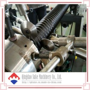 PP Steel Wire Extension Pipe Extrusion Making Machine pictures & photos