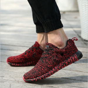 2017 New Running Shoes, Light Weight, Breathable Flyknit Sports Shoes and Sneakers or Zapato pictures & photos