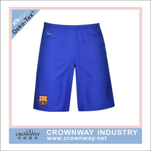 Wholesale Polyester Soccer Jersey Shorts pictures & photos