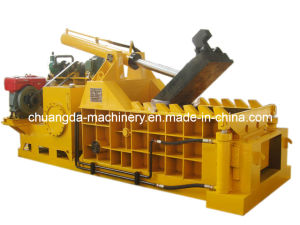 Hydraulic Metal Baler (YD1000) pictures & photos