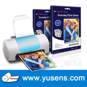 High Glossy Inkjet Photo Paper (Mirror) pictures & photos