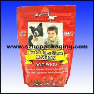 Animal Food Packing Pouch Bag/Animal Food Packing Bag