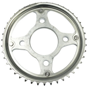 High Quality Motorcycle Sprocket (428-41T) pictures & photos