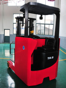 1.0 Ton -2.0 Ton Seated Electric Reach Forklift Truck