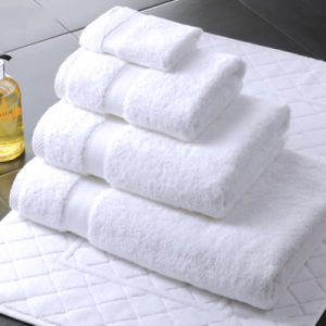 Free Sample Available Balfour Cotton Face Towel 100% Cotton Hotel Terry Bath Towel (JRD370)