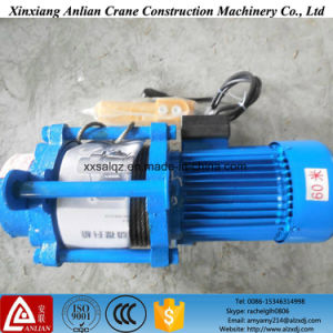 Small Size Kcd Type Electric Winch 380V/3 Phase Electric Wire Rope Hoist