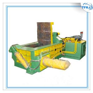 Tfkj Hydraulic Automatic Metal Baler Metal Compressor Machine pictures & photos
