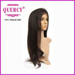 2017 Hot Selling 18inch Straight Brazilian Hair Lace Wig Front Lace Wig pictures & photos