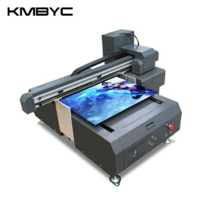Byc A2 Plus Size UV LED PU Leather Printing Machine pictures & photos