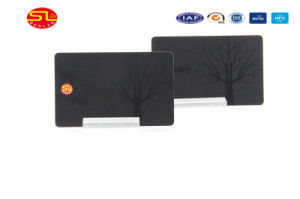 Offseting Printing High Quality Contactless PVC Printed Card pictures & photos