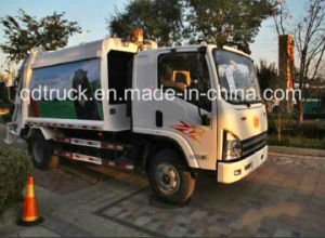 3 m3 Rubbish Collect Truck, 4 tons Garbage Compactor Truck, Refuse Compactor Truck pictures & photos