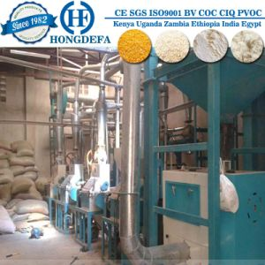 Designed for Tanzania Market of Maize Milling Machine pictures & photos
