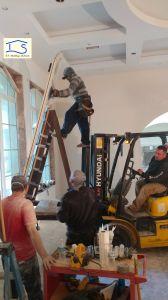 High Quality Energy Saving Double Glass Thermal Break Aluminium Window pictures & photos