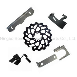 High Quality Metal Stamped Part with Customized Surface Treated pictures & photos
