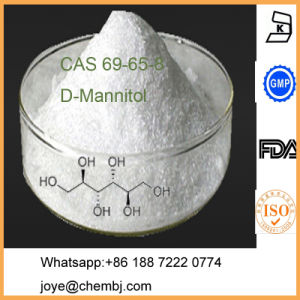 99% D-Mannitol CAS: 69-65-8 for Sweetener Antihypertensive Drugs pictures & photos