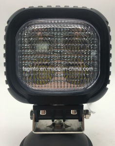 Waterproof Super Bright 40W Flood LED Work Light for Offroad (GT1013B-40W) pictures & photos