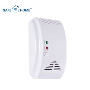 Professional Factory Gas Detector with Shut-off Valve pictures & photos