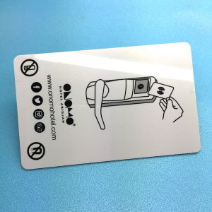Electronic locking system RFID MIFARE Classic 1K hotel key Card pictures & photos