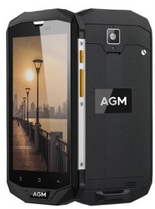 Smart Phone AGM A8 IP68 Waterproof 4050mAh 3GB RAM Smartphone pictures & photos