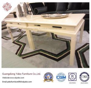 Hotel Furniture with Living Room Painted Coffee Table (YB-F-997) pictures & photos