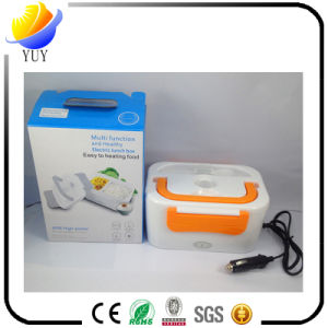 12V/24V Car Use Meal Box Electric Heating Lunch Box Portable Bento pictures & photos