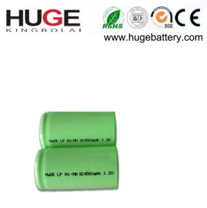 1.2V Sc 4500mAh High Discharge Rate NiMH Battery (SC) pictures & photos