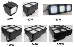 UL Dlc LED Modular Highbay, 40-320W, 0-10V Dimmable pictures & photos