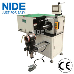 Single Side Horizontal Type Stator Winding Lacer Lacing Equipment pictures & photos